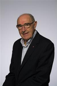 Profile image for Councillor Clifford Hughes MBE